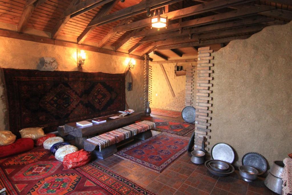 Отель Khan Lankaran