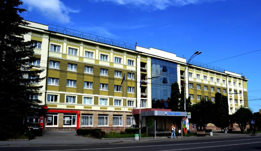 Отель Тернополь, Украина
