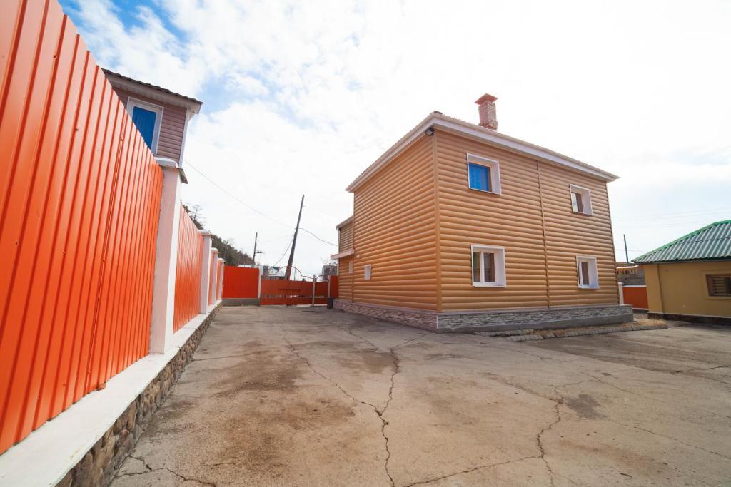 Гостевой дом Русский Дом, Листвянка