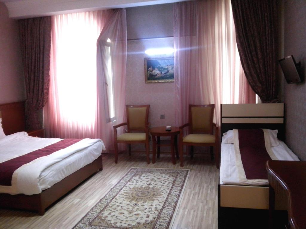 Отель Shane Quba