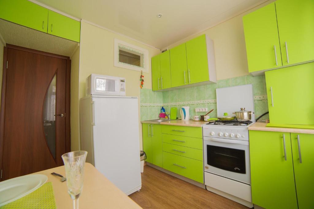 Апартаменты на Богдановича, Минск, Беларусь