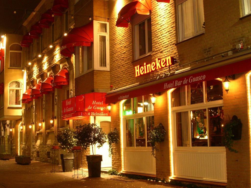 Hotel de Guasco, Валкенбург, Нидерланды