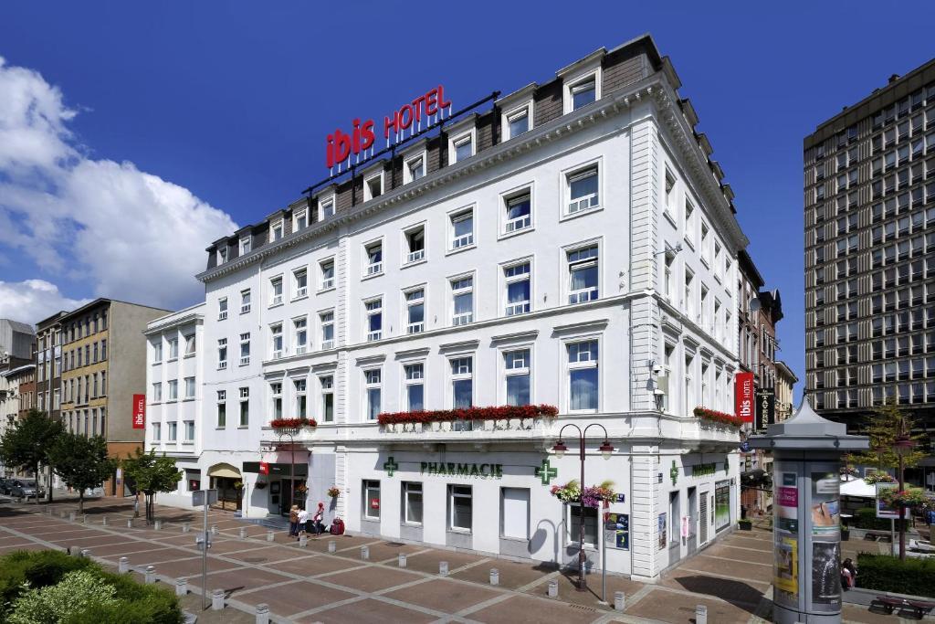 ibis Charleroi Centre Gare, Шарлеруа, Бельгия