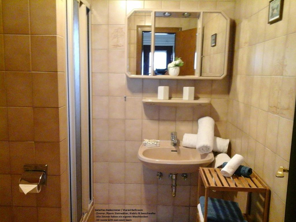 Badezimmer 2 Waschbecken