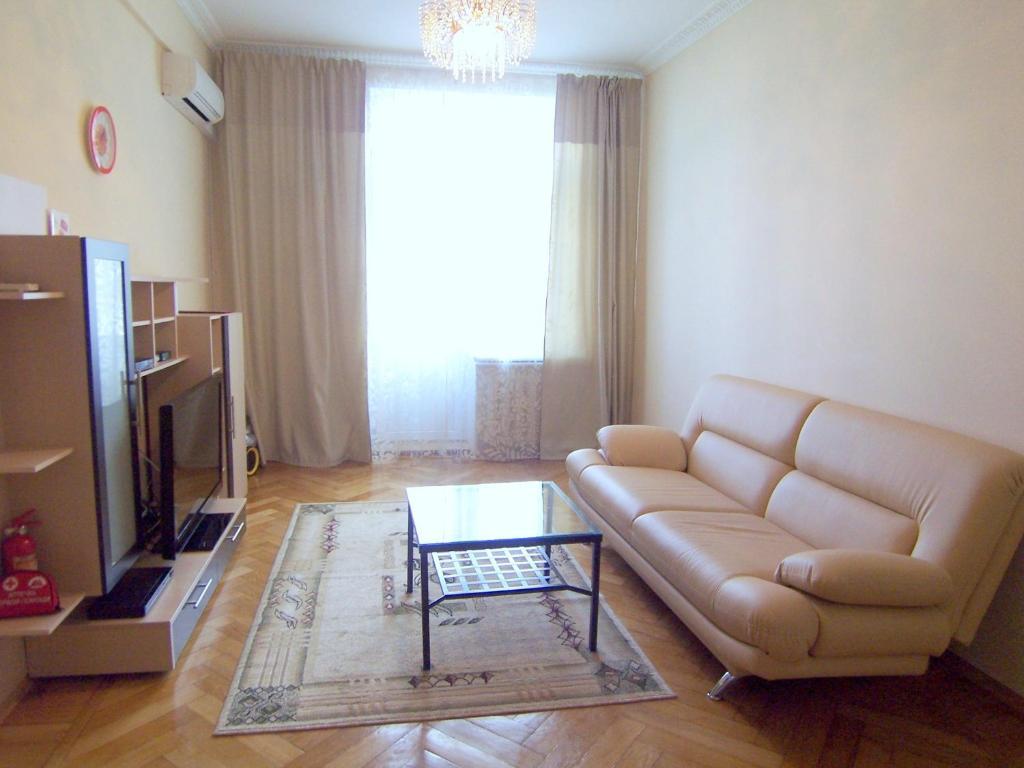 Апартаменты Интермарк Тверская, Москва