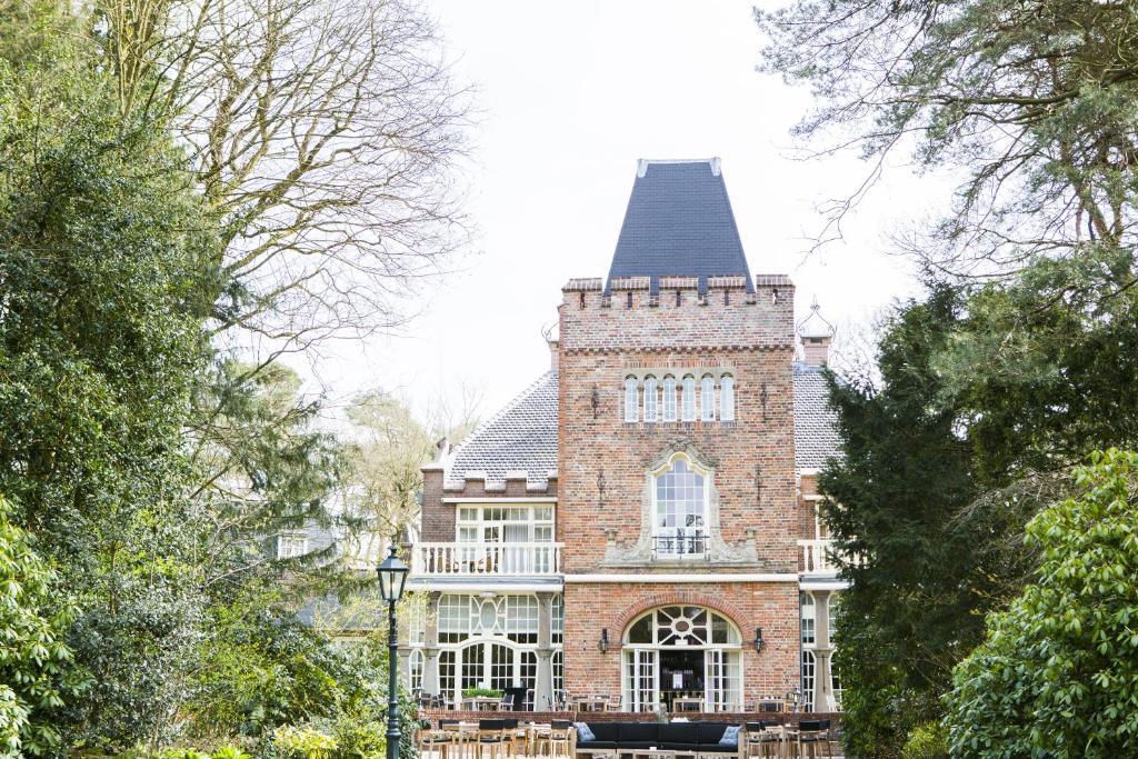 Kasteel Kerckebosch, Утрехт, Нидерланды