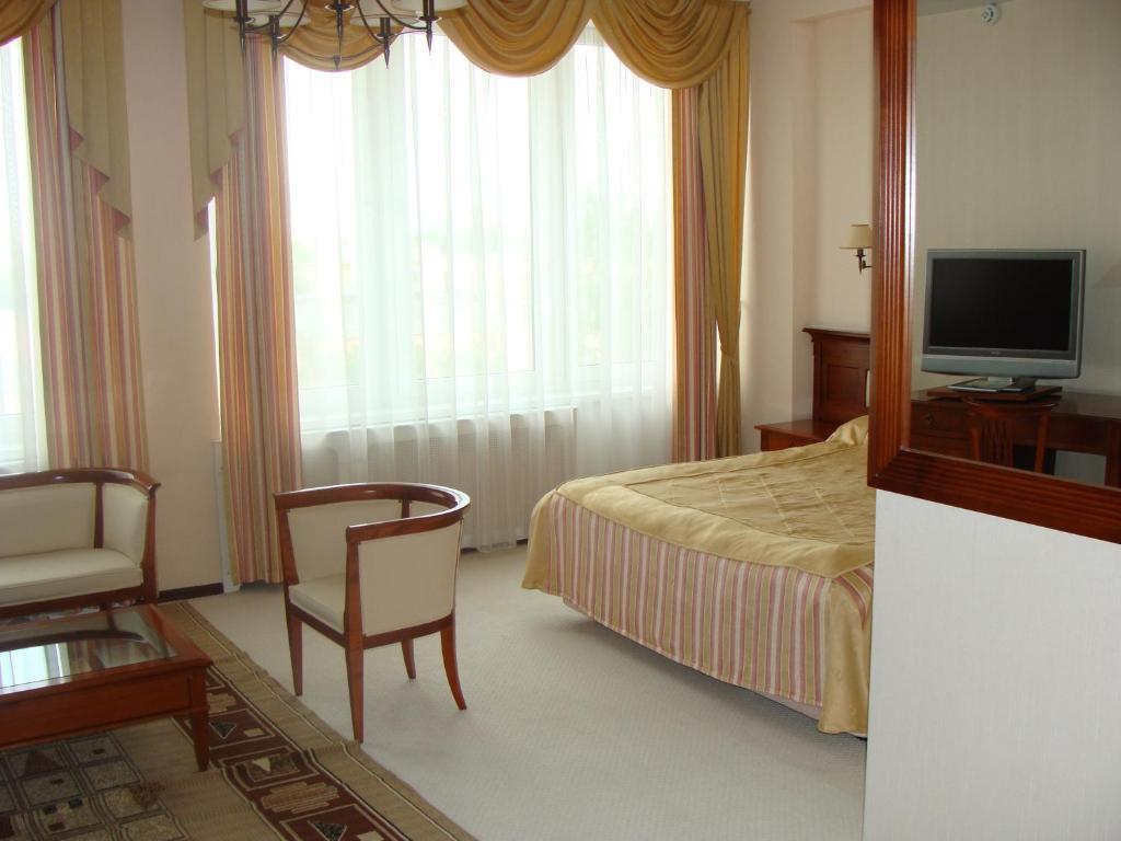 Отель Евросити, Москва