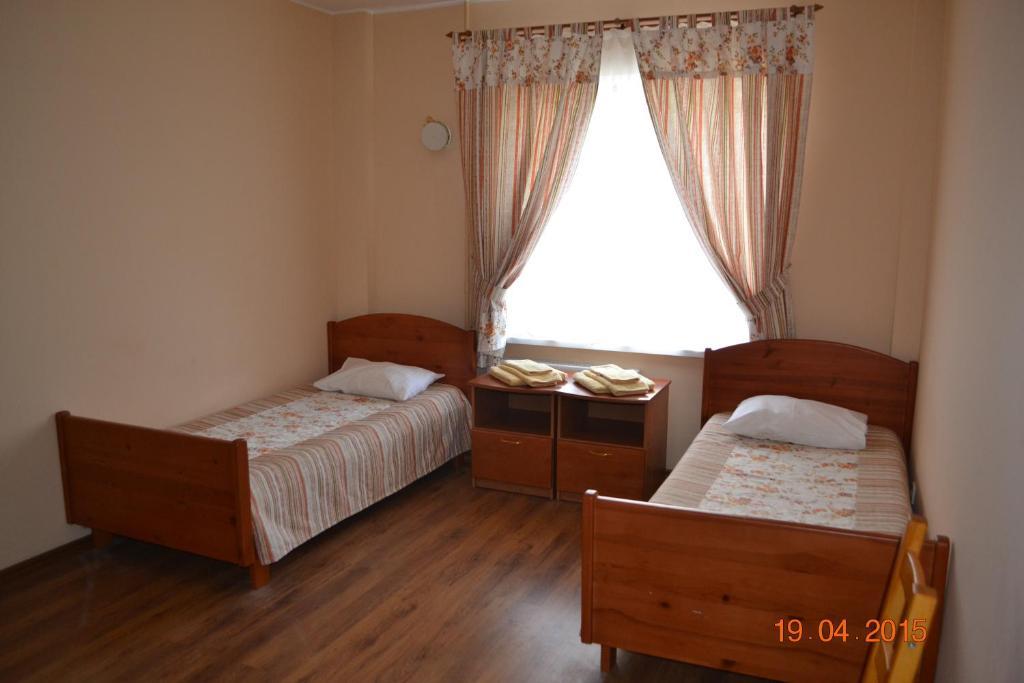 Отель Гнездо, Псков