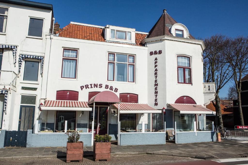 Prins Appartementen, Эгмонд-ан-Зее, Нидерланды