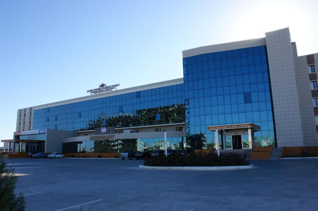Отель Grand Nur Plaza, Актау, Казахстан