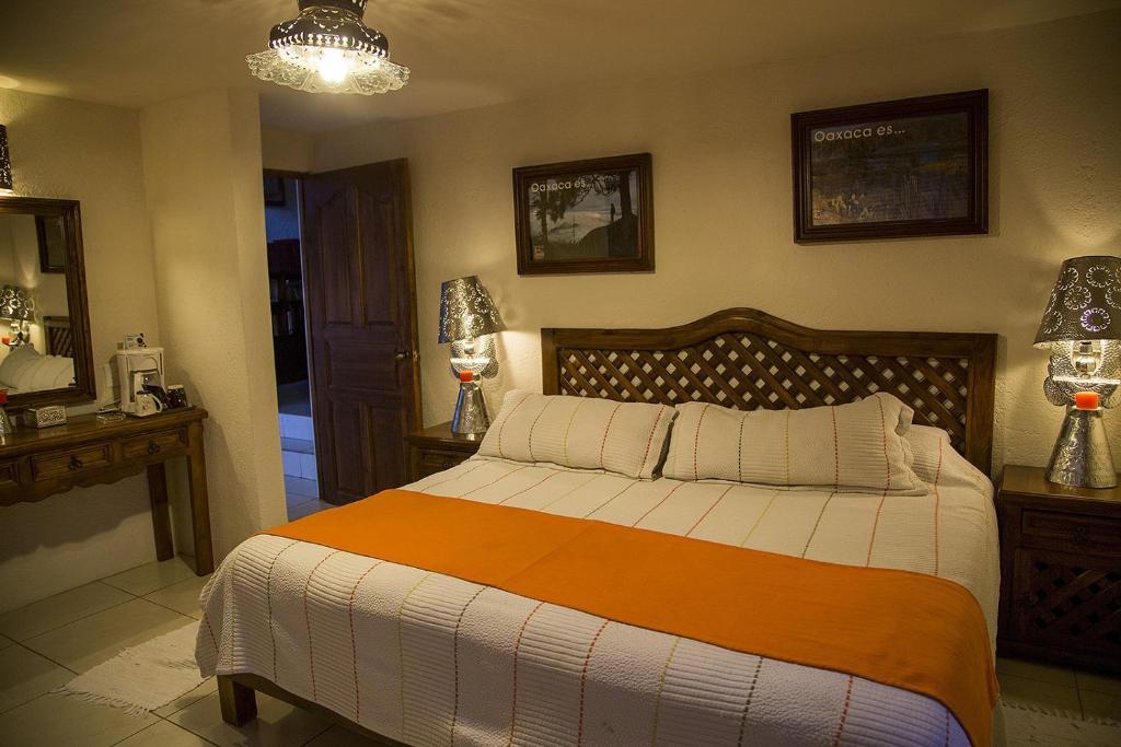 Отель Hotel Casa Yunenisa, Оахака-де-Хуарес