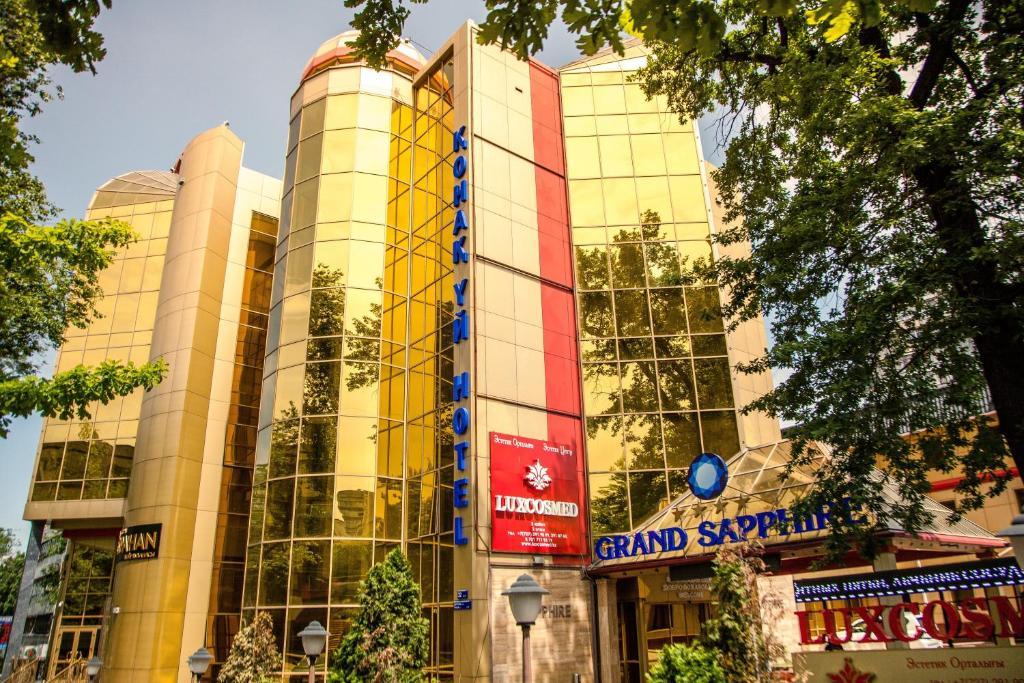 Отель Grand Sapphire, Алматы, Казахстан