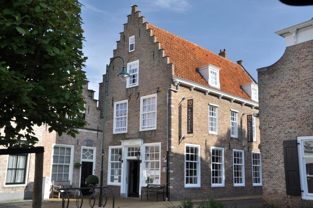 Hotel KOM!, Берген-оп-Зом, Нидерланды