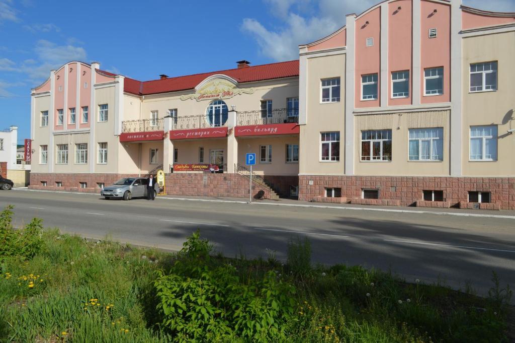 Отель Уездная, Троицк