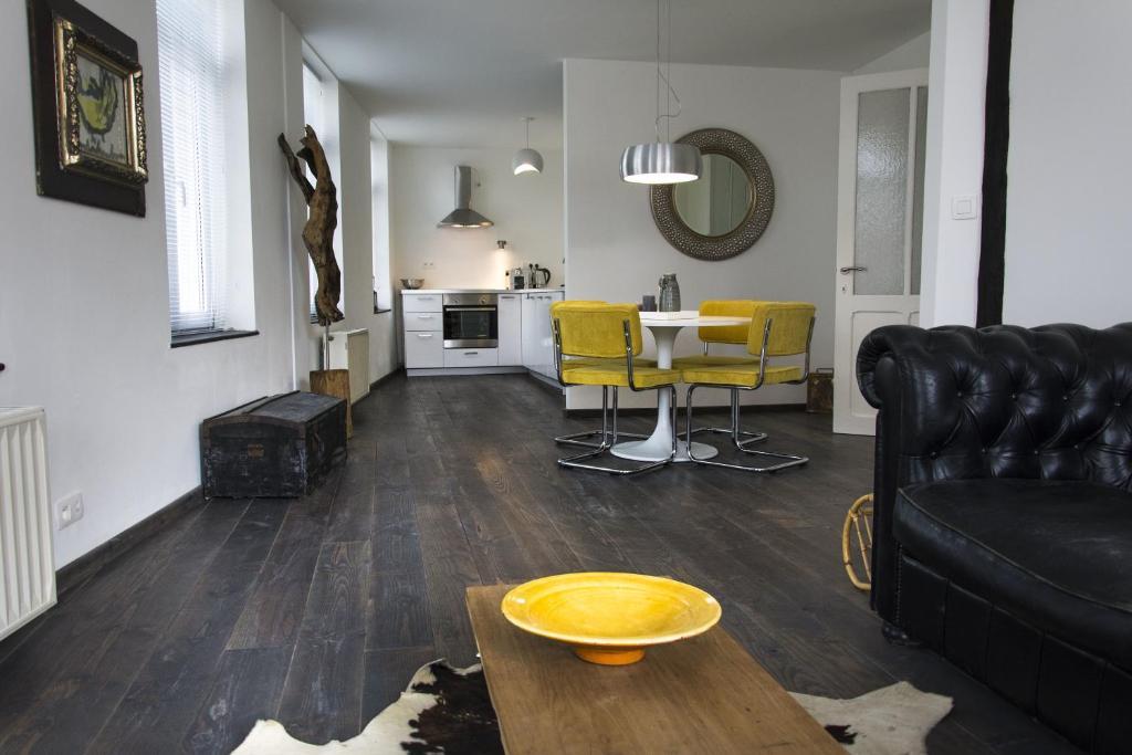 Entre Deux Pays Apartments, Спа, Бельгия