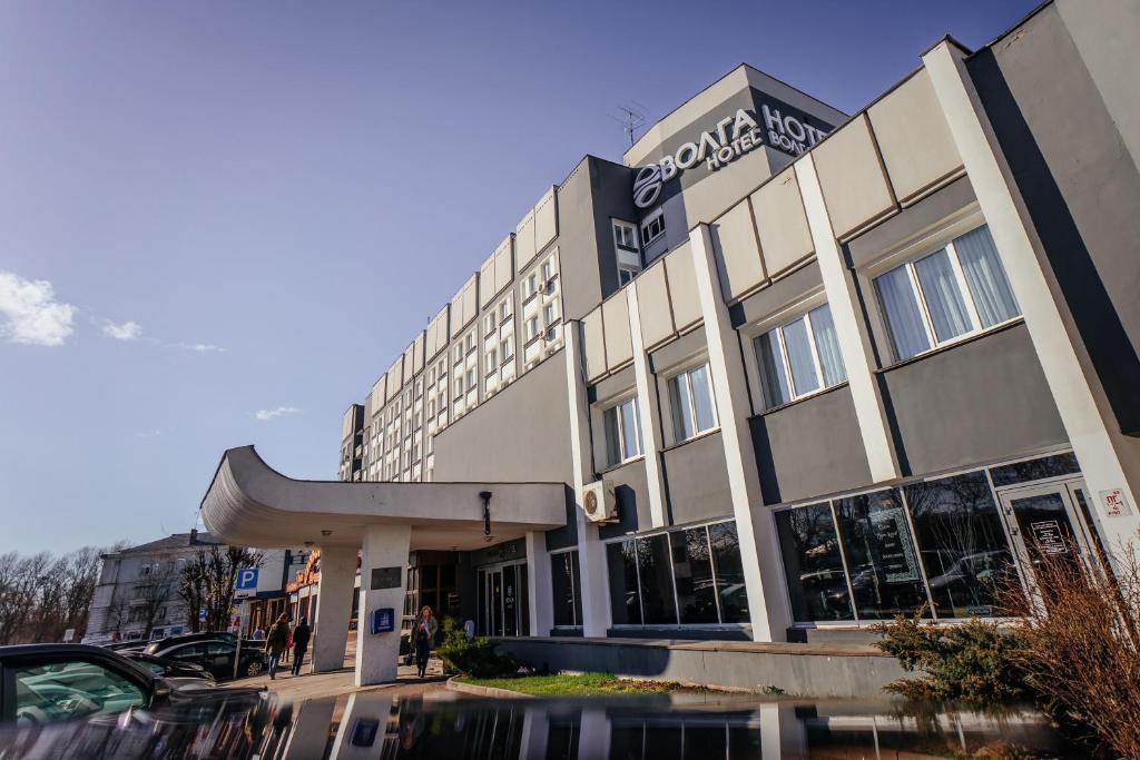 Гостиница Волга, Тверь