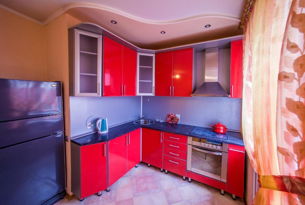 Апартаменты Междуреченск