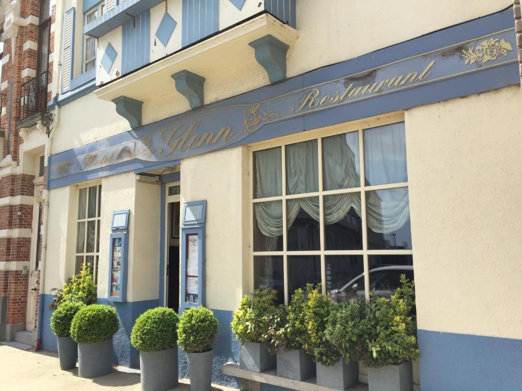 Hotel Glenn, Остенде, Бельгия
