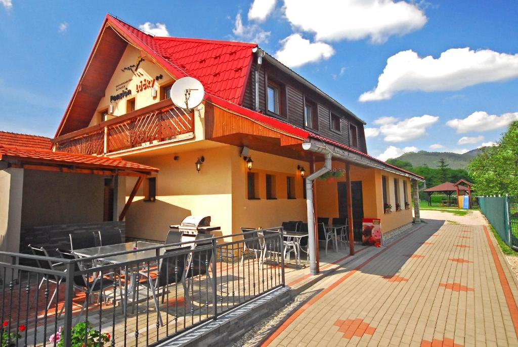 Penzión Lúčky, Лучки, Словакия