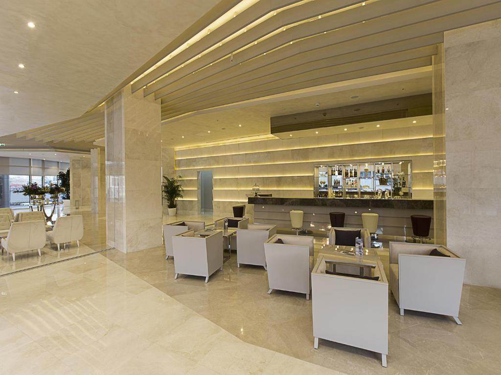 Отель Qafqaz Baku