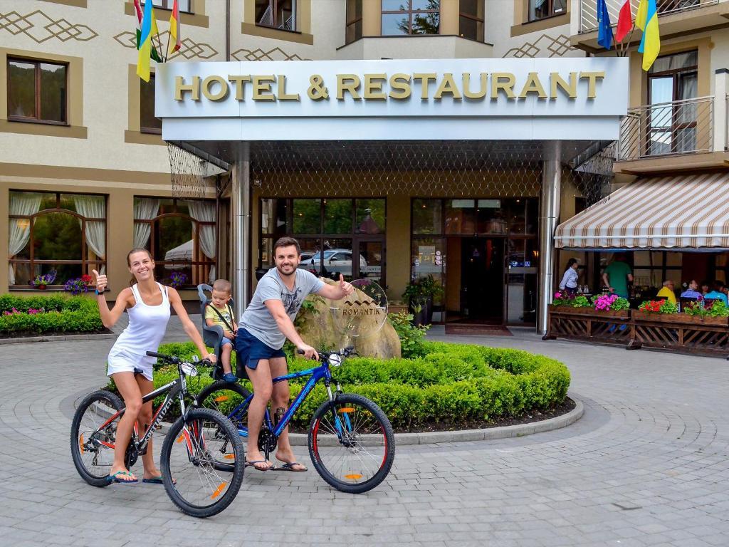 Отель Романтик Спа, Яремче, Украина