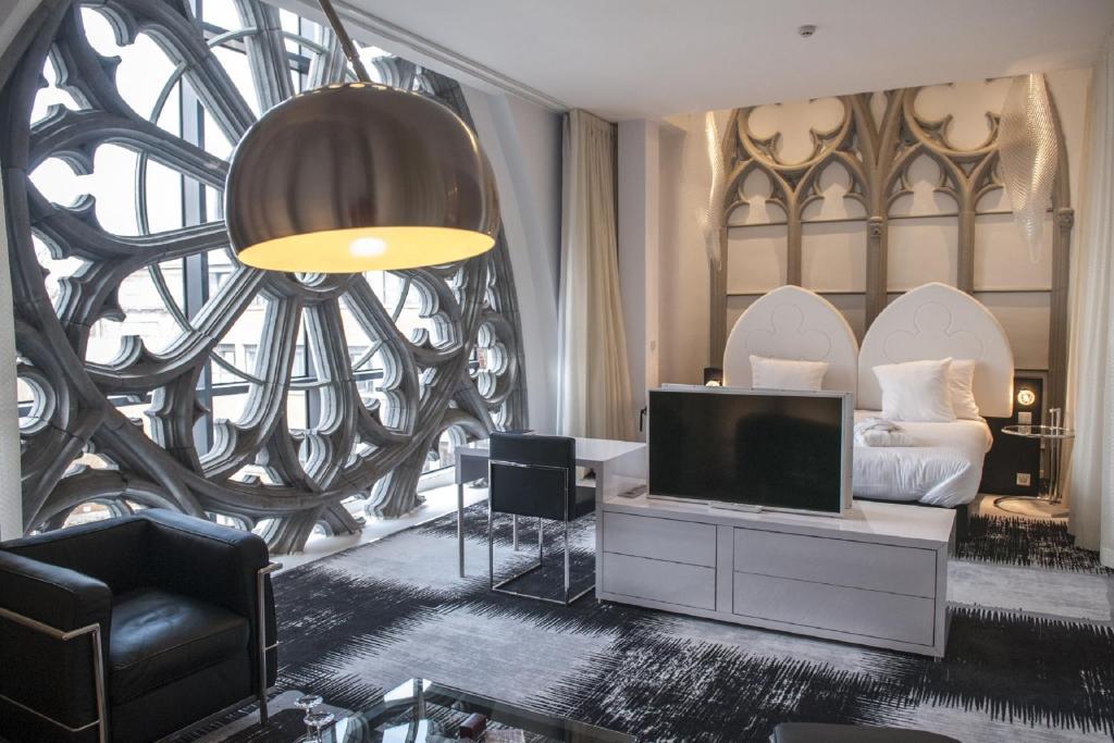 Hotel Dream, Монс, Бельгия