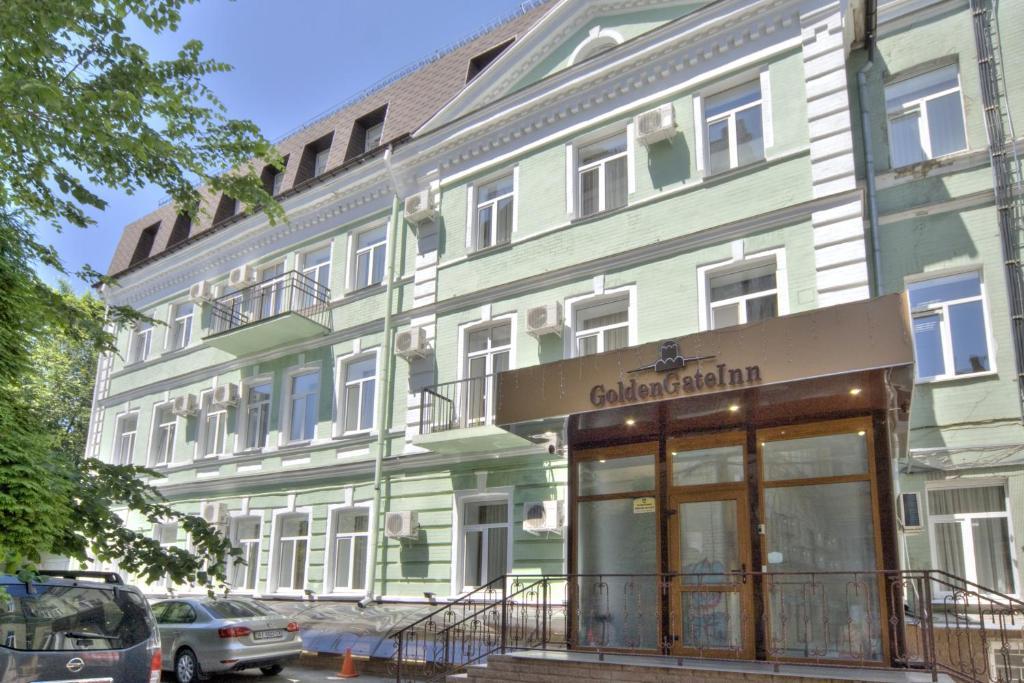 Отель Golden Gate Inn, Киев, Украина