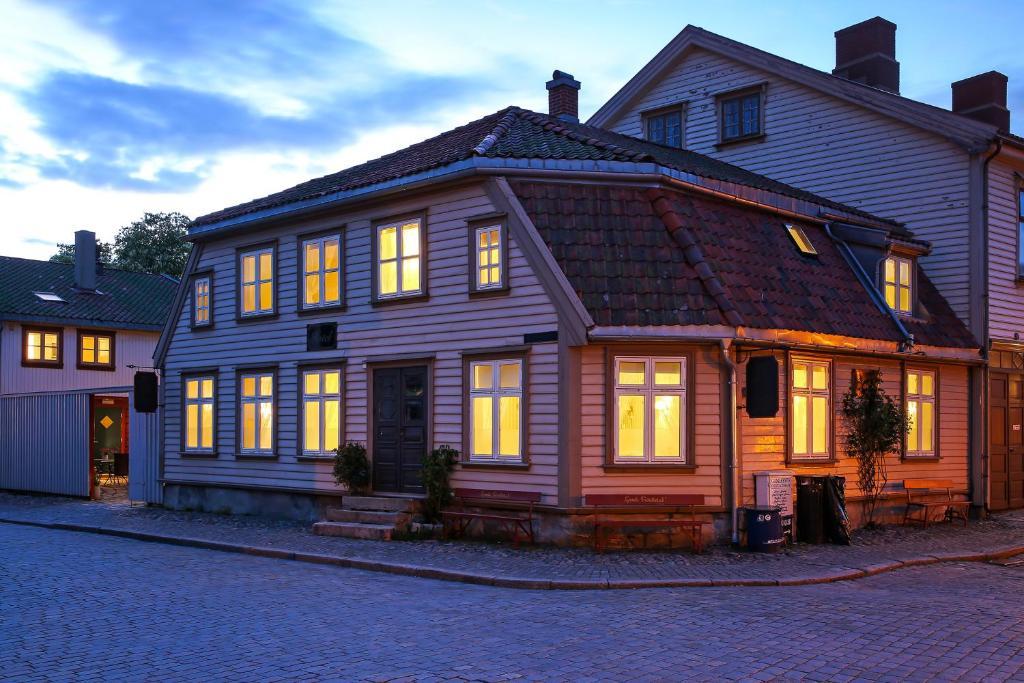 Gamlebyen Hotell - Fredrikstad, Фредрикстад, Норвегия