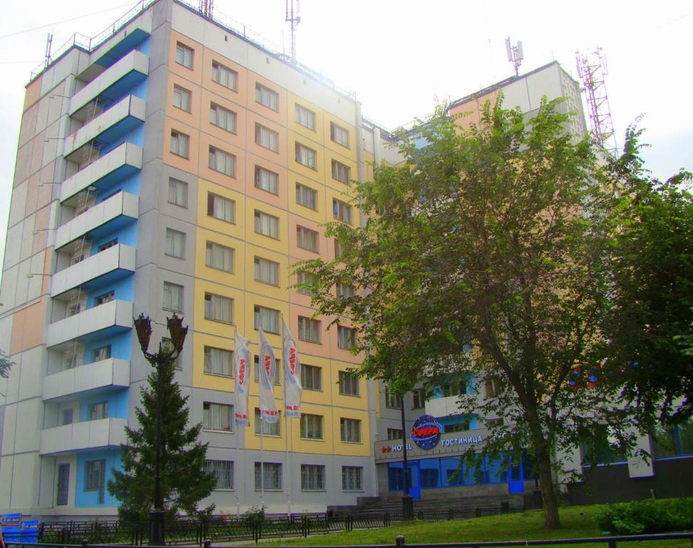Отель Сфера, Челябинск
