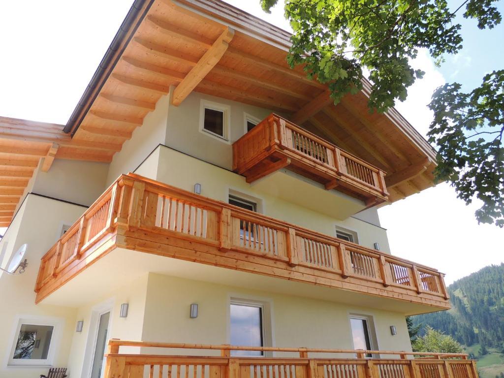 Z`Aglers Ferienwohnungen, Альпбах, Австрия