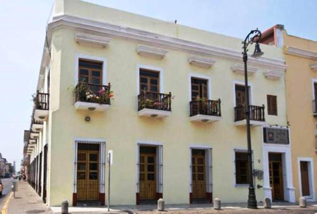 Отель Hotel Meson del Mar, Веракрус