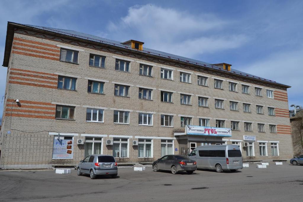 Гостиница Русь, Кириллов