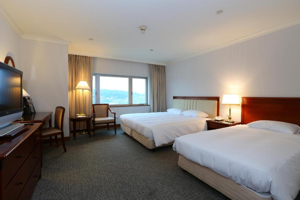 Evergreen Laurel Hotel Keelung 长荣桂冠酒店