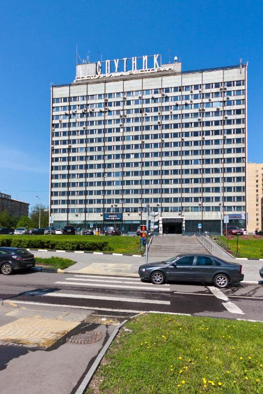 Гостиница Спутник, Москва