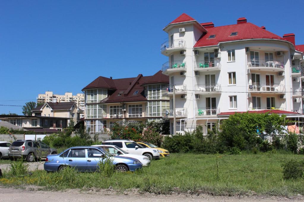 Отель Скарлетт, Лазаревское