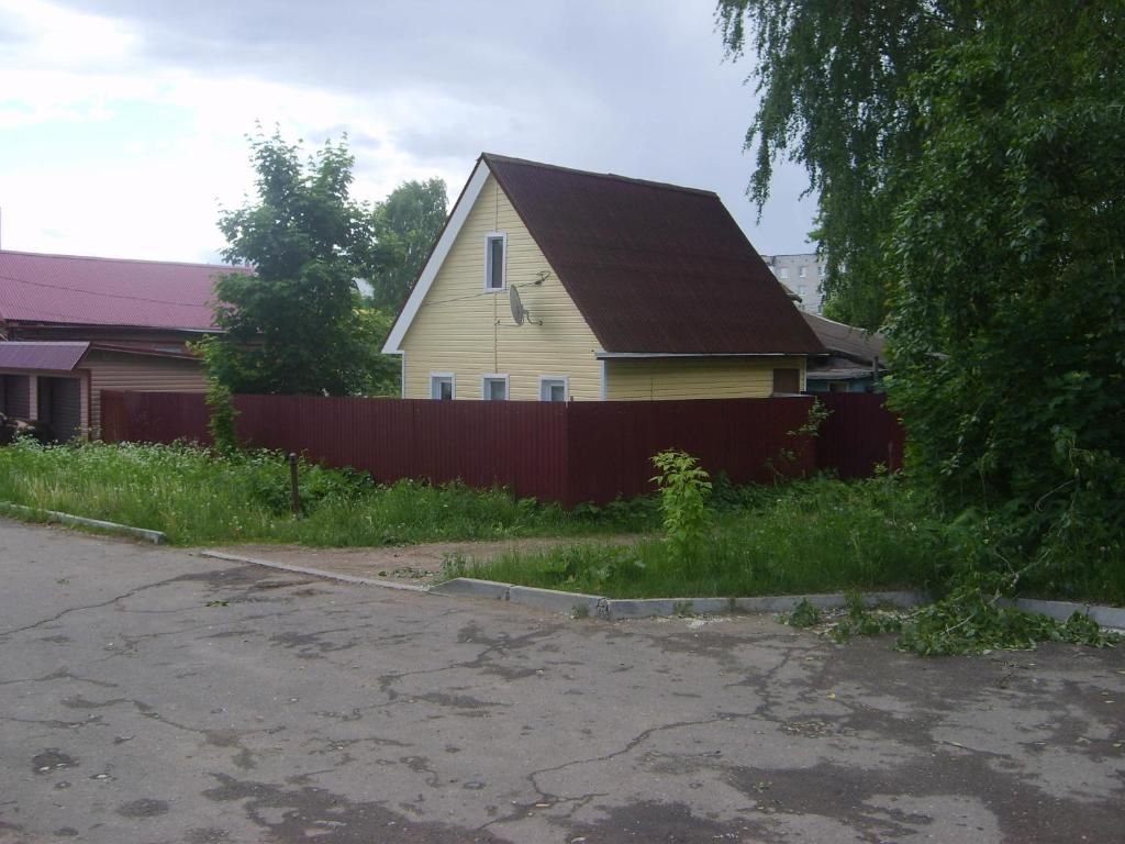Гостевой дом на Октябрьской 39, Кольчугино