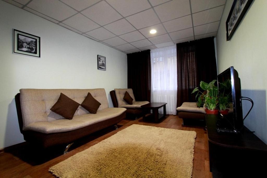 Апартаменты Надежда на Байтурсынова 78б, Алматы, Казахстан