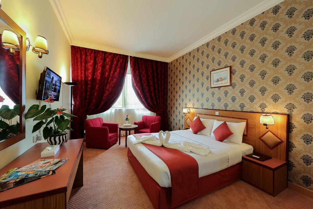 Jonrad Hotel, Дубай, ОАЭ