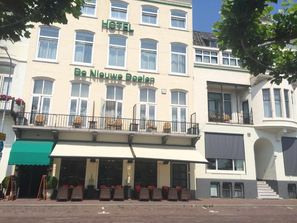 Hotel De Nieuwe Doelen, Мидделбург, Нидерланды