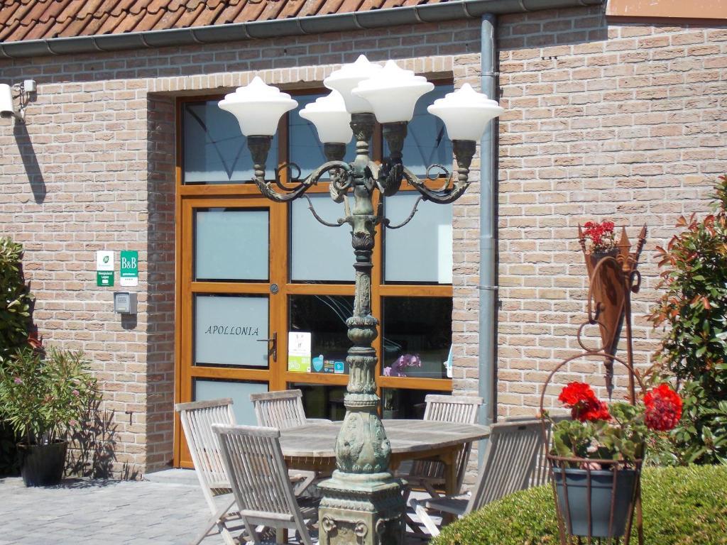B&B Apollonia, Гент, Бельгия