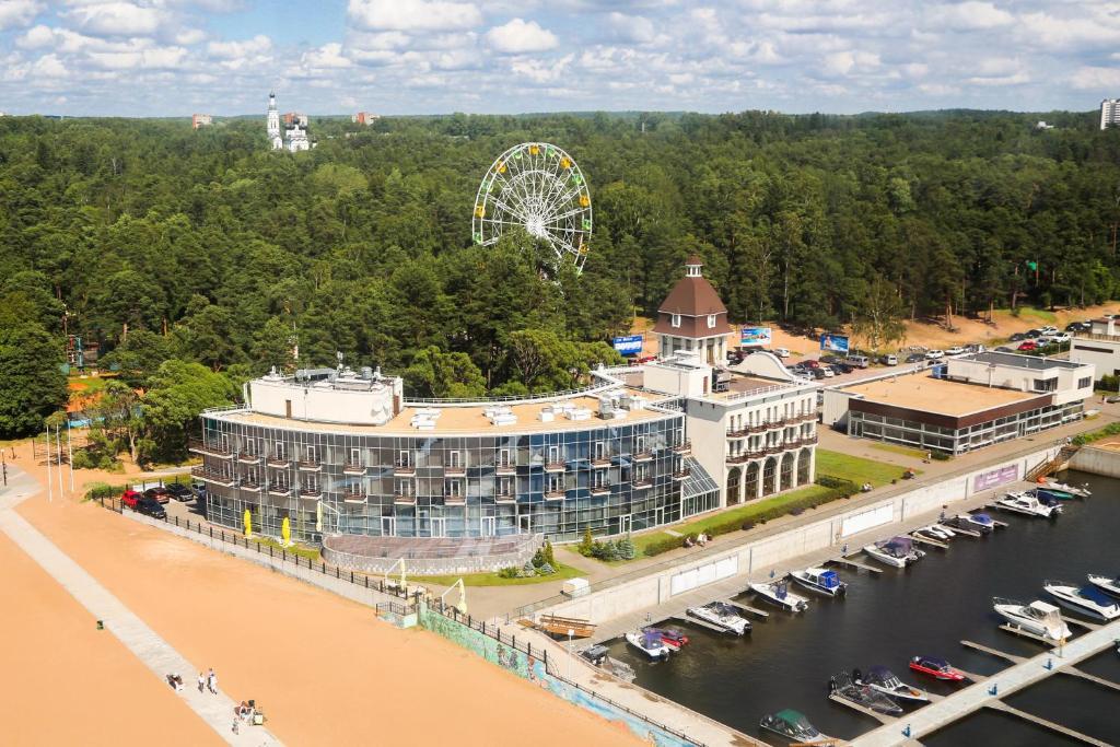 Курортный отель Терийоки