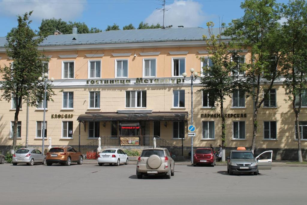 Гостиница Металлург, Волхов
