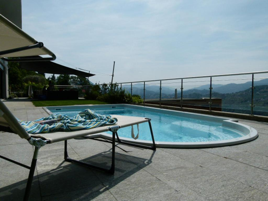 Villa Girandola, Лугано, Швейцария