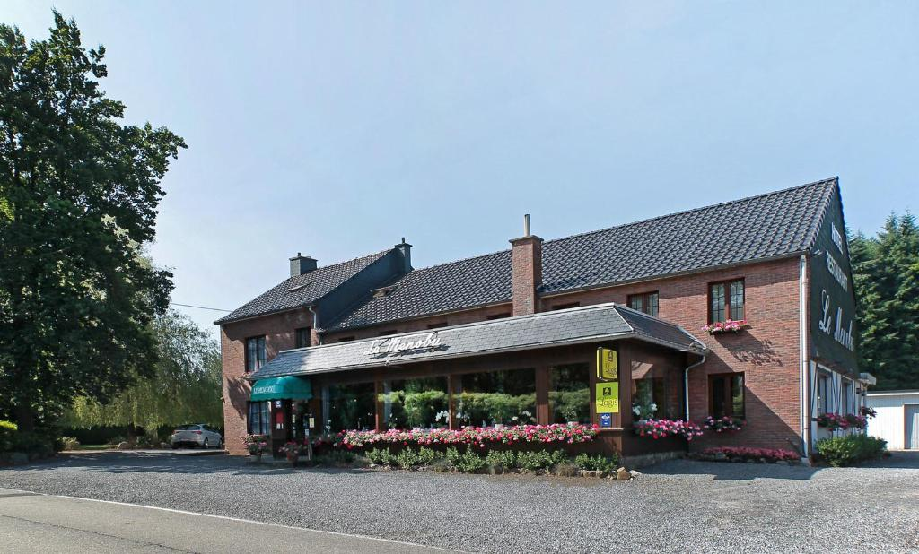 Hotel Le Menobu, Тё, Бельгия