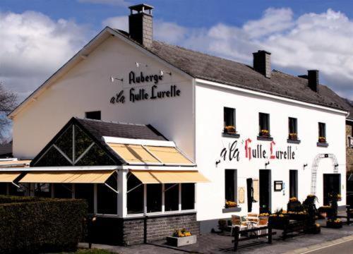 Auberge la Hutte Lurette, Сент-Юбер, Бельгия
