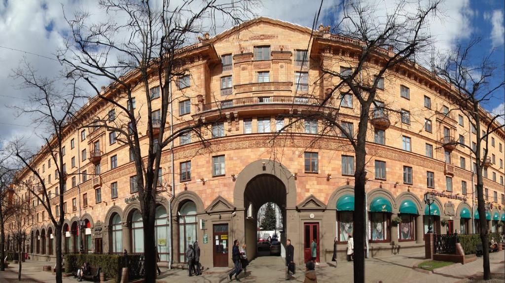 Апартаменты Ленина 5, Минск, Беларусь