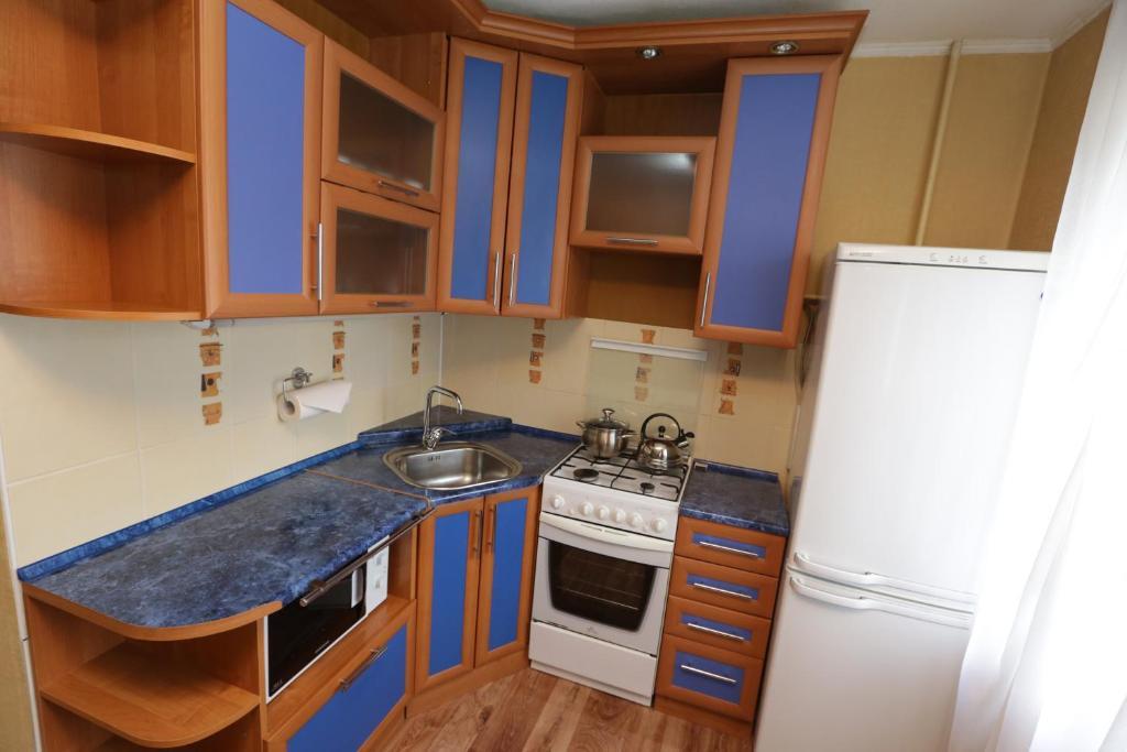 Апартаменты Вирджиния Парк Хаус, Петропавловск, Казахстан