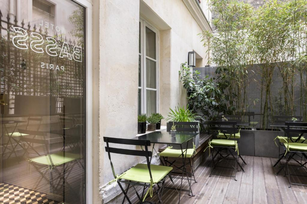 Hôtel Basss by Happyculture