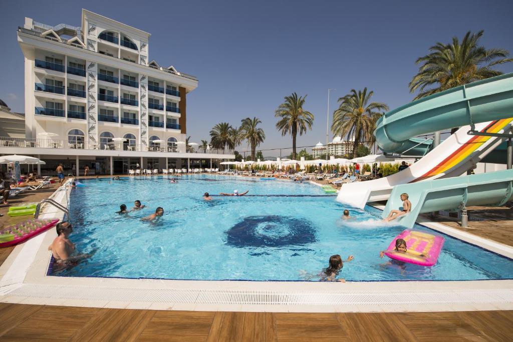 design hotel türkei palm world side resort spa t rkei side