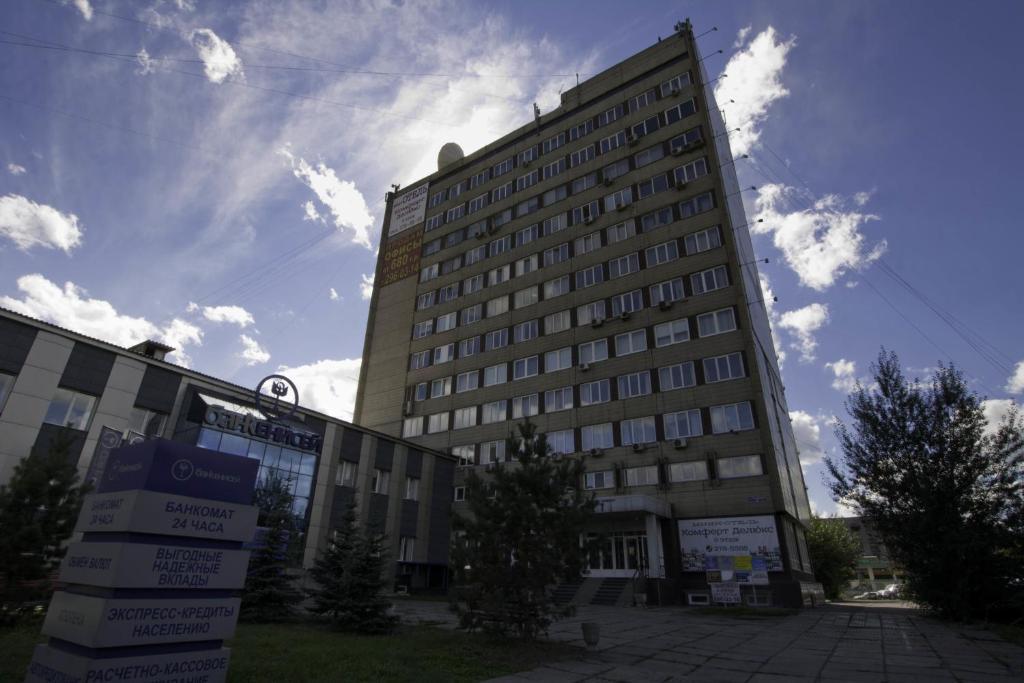 Отель Бюджет, Красноярск